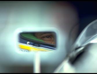 Ayrton Senna photo exhibition