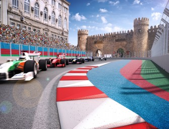 "CEO of Baku GP: ""It's a modern circuit with a nod to F1's past"""