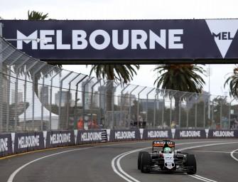 Australian Grand Prix – Friday 18th March 2016. Melbourne Australia