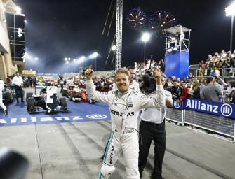 Bahrain Grand Prix – Sunday 3rd April 2016. Sakhir, Bahrain