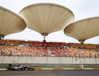 Chinese Grand Prix – Friday 15th April 2016. Shanghai, China