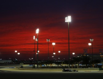 Bahrain Grand Prix – Saturday 2nd April 2016. Sakhir, Bahrain