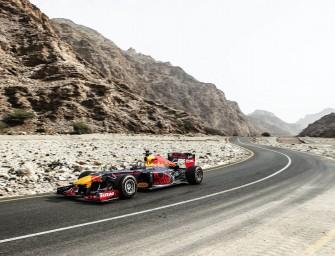 Red Bull Racing Show Run 2016 Oman