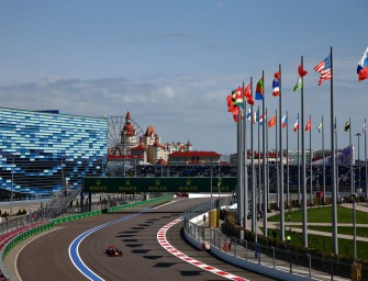 Russian Grand Prix – Saturday 30th April 2016. Sochi, Russia