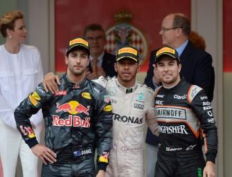 Monaco Grand Prix – Sunday 29th May 2016. Monte-Carlo, Monaco