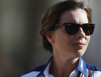 """Claire Williams: """"The commercial side of F1 is a fascinating world"""""""