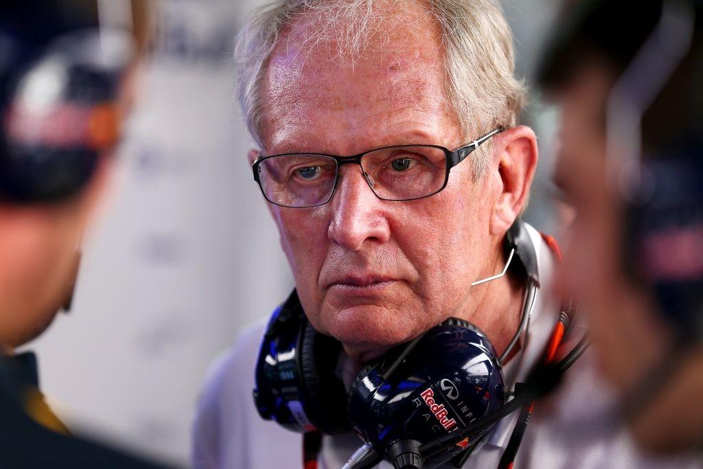 Dr. Helmut Marko