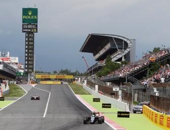 Spanish Grand Prix – Friday 13th May 2016. Barcelona, Spain