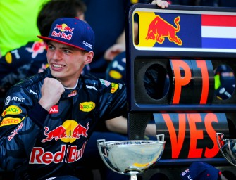 Red Bull Racing 2016 – Max Verstappen Race Preparation