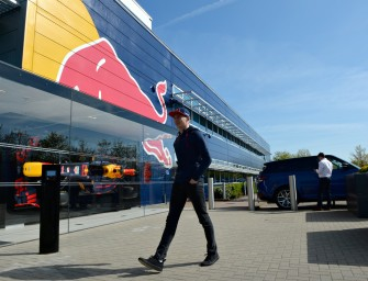 Max Verstappen interview – joining Red Bull Racing