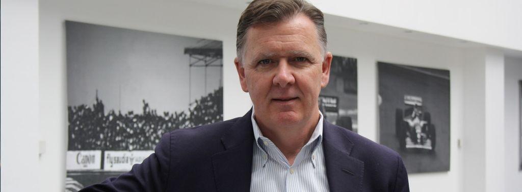 Mike O'Driscoll