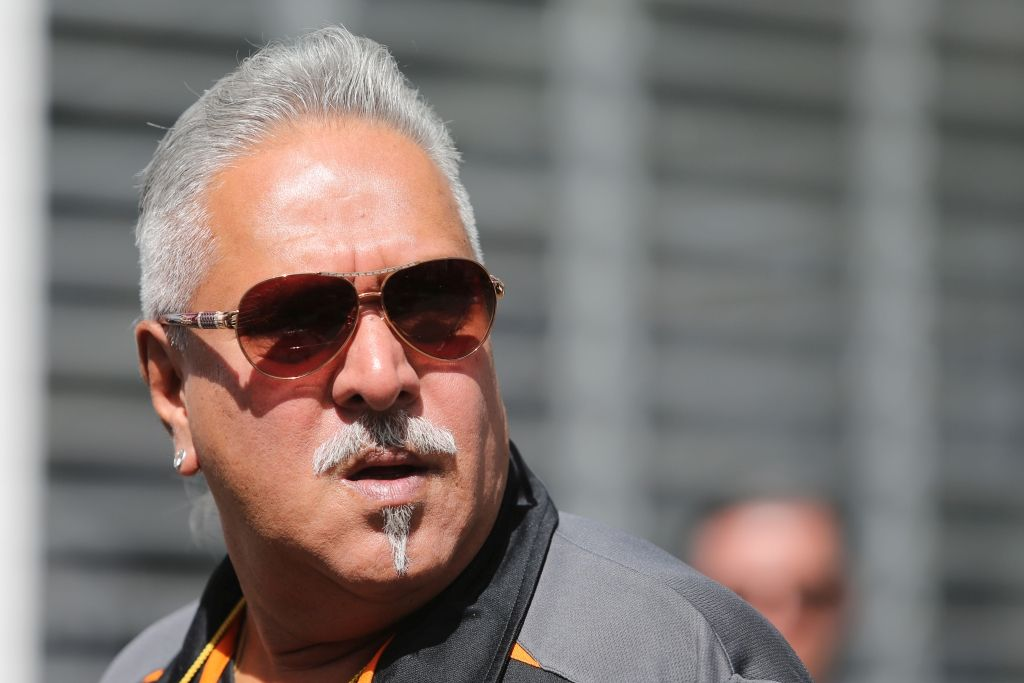 Vijay mallya biography