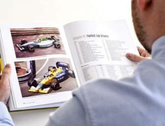 Writing the book on F1. Literally