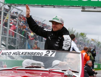F1 Track Preview with Nico Hülkenberg – GP of Europe