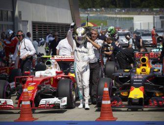 Austrian Grand Prix – Saturday 2nd July 2016. Spielberg, Austria
