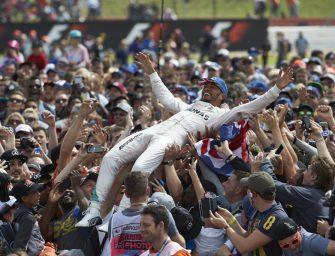 British Grand Prix – Sunday 10th July 2016. Silverstone, England