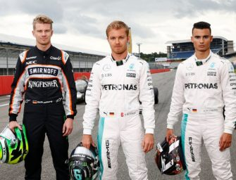 Mercedes Media Day Hockenheim – BBQ Feature
