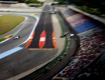 German Grand Prix – Friday 29th July 2016. Hockenheim, Germany