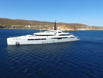 Bilgin Yachts delivers its beautiful yacht Giaola-Lu