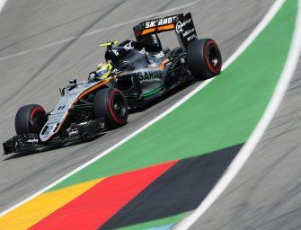 German Grand Prix – Saturday 30th July 2016. Hockenheim, Germany