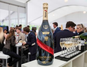 Cars and corks: the Mumm story