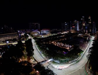 Singapore Grand Prix – Friday 16th September 2016. Marina Bay Street Circuit, Singapore