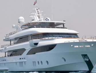 Top 5 factors to consider when investing in a superyacht