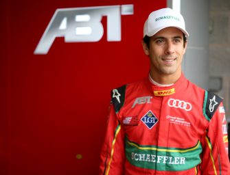 Moving On Up: Lucas di Grassi