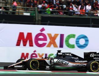 Mexican Grand Prix – Friday 28th October 2016. Mexico City, Mexico