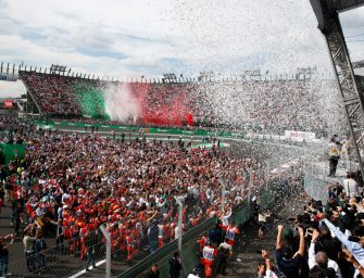 Mexican Grand Prix – Sunday 30th October 2016. Mexico City, Mexico