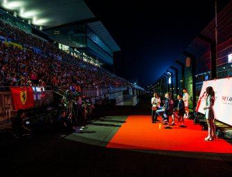 Formula 1 Tweets: October