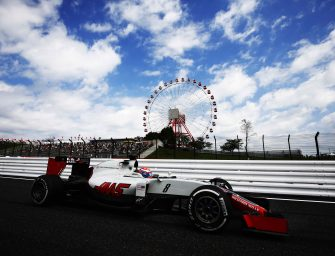 Japanese Grand Prix – Friday 3rd October 2016. Sepang, Malaysia