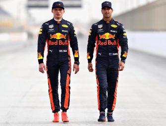 Max Verstappen and Daniel Ricciardo 2016 Review