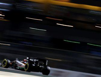 F1 Track Preview with N.Hülkenberg – GP of Abu Dhabi