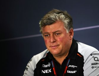 "Force India's Otmar Szafnauer: ""We're made up of racers who share the racer's mentality"""