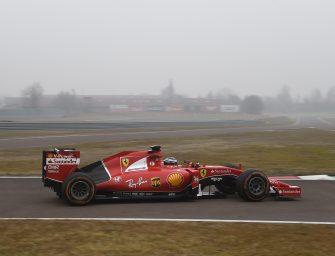 Ferrari launches new SF70H challenger for 2017 Formula 1 season