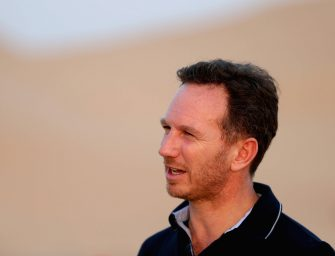 2017 preseason interview with Christian Horner