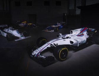 Williams reveals FW40 for the new era of Formula One
