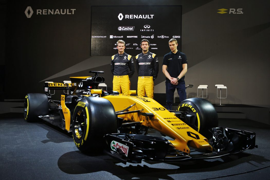 renault sport formula one team launches the r in london paddock magazine. Black Bedroom Furniture Sets. Home Design Ideas