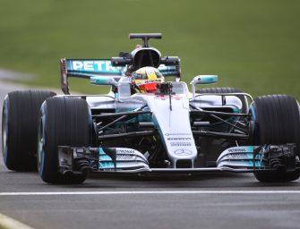 Mercedes-AMG Petronas Motorsport launches W08 EQ Power+