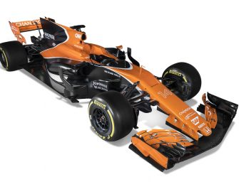 All-new McLaren-Honda MCL32 breaks cover