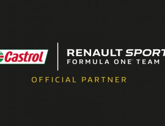 Renault Sport Racing announce BP and Castrol as new partner