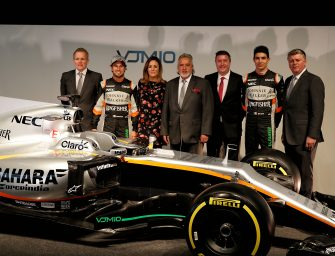 Sahara Force India teams up with hospitality partner Meza Sports