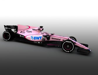 Sahara Force India signs partnership agreement with BWT