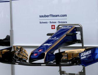 The Sauber F1 Team and MODO extent their partnership