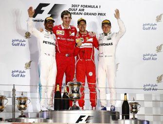 Bahrain Grand Prix 14-16th April 2017