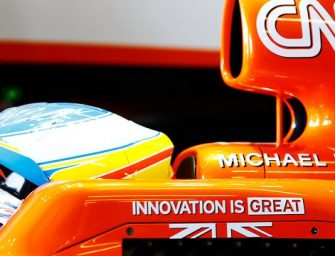 Great Britain campaign partners with McLaren for 2017