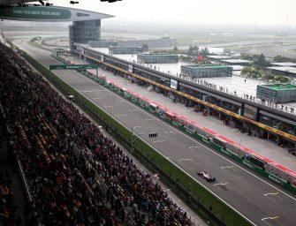 Chinese Grand Prix – Saturday 8th April 2017. Shanghai, China