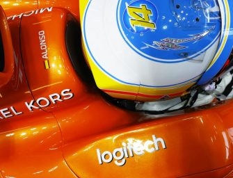 McLaren-Honda teams up with Logitech as official technology peripherals partner