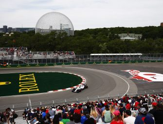 Canadian Grand Prix – 9 – 11th June 2017. Montreal, Canada